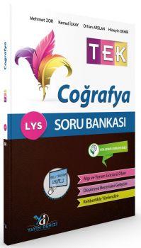 Yayın Denizi LYS TEK Coğrafya Soru Bankası