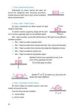 Yayın Denizi LYS TEK Fizik Konu Anlatımı Cep Kitabı