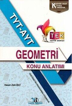 Yayın Denizi TYT AYT Geometri TEK Serisi Konu Anlatımı Cep Kitabı
