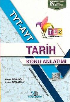 Yayın Denizi TYT AYT Tarih TEK Serisi Konu Anlatımı Cep Kitabı