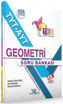 Yayın Denizi TYT AYT TEK Serisi Video Çözümlü Geometri Soru Bankası
