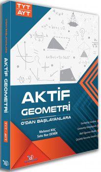 Yayın Denizi TYT AYT Aktif Geometri Sıfırdan Başlayanlara