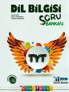 Yayın Denizi TYT Dil Bilgisi Pro Soru Bankası