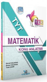 Yayın Denizi Yayınları TYT Matematik TEK Konu Anlatımlı Cep Kitabı