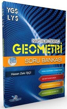 Yayın Denizi YGS LYS Haftalık Ödevli Geometri Soru Bankası