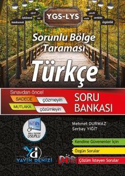 Yayın Denizi YGS LYS Sorunlu Bölge Taraması Türkçe Soru Bankası