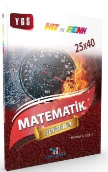 Yayın Denizi YGS Matematik Hız ve Renk Denemeleri 25x40