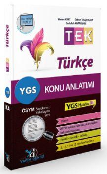 Yayın Denizi YGS TEK Türkçe Konu Anlatımlı Cep