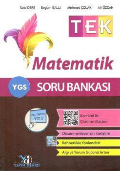 Yayın Denizi YGS TEK Matematik Soru Bankası