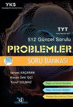 Yayın Denizi YKS 1. Oturum TYT 512 Güncel Sorulu Problemler Soru Bankası