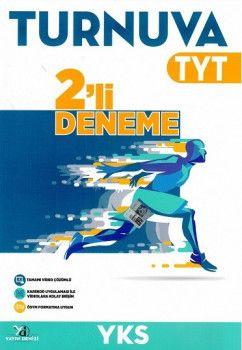 Yayın Denizi YKS 1. Oturum TYT Turnuva 2 li Deneme
