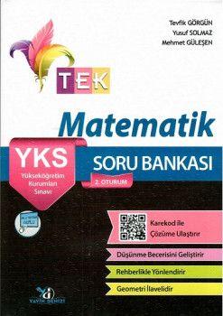 Yayın Denizi YKS 2. Oturum Matematik Soru Bankası TEK Serisi