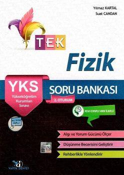 Yayın Denizi YKS 2. Oturum TEK Fizik Soru Bankası