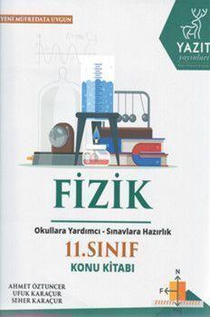 Yazıt Yayınları 11. Sınıf Fizik Konu Kitabı