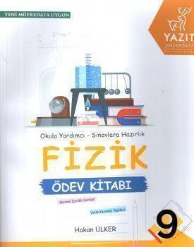 Yazıt Yayınları 9. Sınıf Fizik Ödev Kitabı