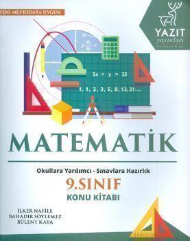 Yazıt Yayınları 9. Sınıf Matematik Konu Kitabı
