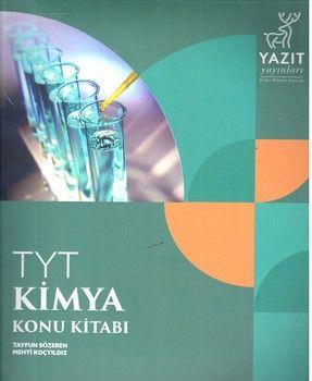 Yazıt Yayınları TYT Kimya Konu Kitabı