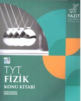 Yazıt Yayınları TYT Fizik Konu Kitabı