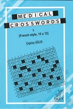 Yazıt Yayınları Medical Crosswords 1