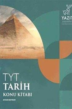 Yazıt Yayınları TYT Tarih Konu Kitabı