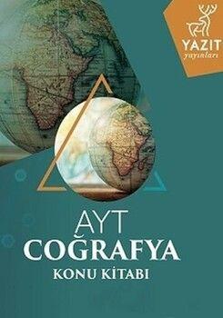 Yazıt Yayınları AYT Cografya Konu Kitabı