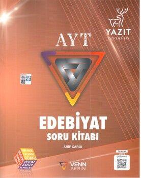 Yazıt Yayınları AYT Edebiyat Venn Serisi Soru Kitabı