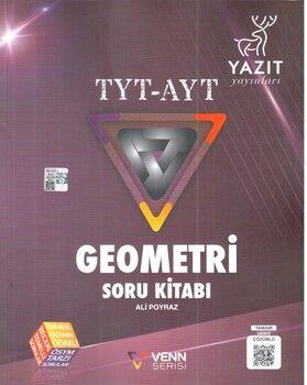 Yazıt Yayınları TYT AYT Geometri Venn Serisi Soru Kitabı