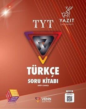 Yazıt Yayınları TYT Türkçe Venn Serisi Soru Kitabı