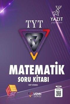 Yazıt Yayınları TYT Matematik Venn Serisi Soru Kitabı