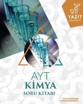 Yazıt Yayınları AYT Kimya Soru Kitabı