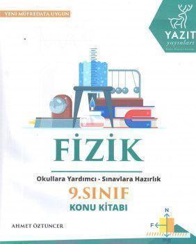 Yazıt Yayınları 9. Sınıf Fizik Konu Kitabı