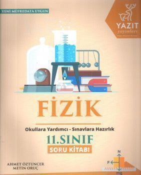 Yazıt Yayınları 11. Sınıf Fizik Soru Kitabı