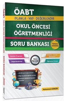 Yönerge Yayınları 2020 ÖABT Okul Öncesi Öğretmenliği Soru Bankası Çözümlü