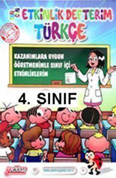 Yüklem Yayınları 4. Sınıf Gün Gün Etkinlik Türkçe Defterim