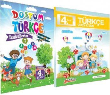 Yüklem Yayınları 4. Sınıf Dostum Türkçe Seti