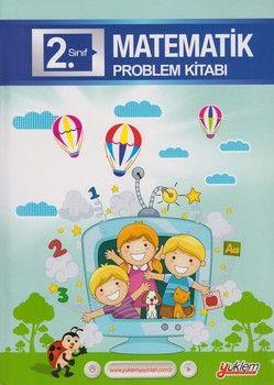 Yüklem Yayınları 2. Sınıf Matematik Problem Kitabı