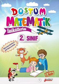 Yüklem Yayınları 2. Sınıf Dostum Matematik Fasiküllerim