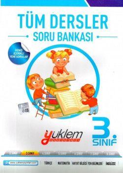 Yüklem Yayınları 3. Sınıf Tüm Dersler Soru Bankası