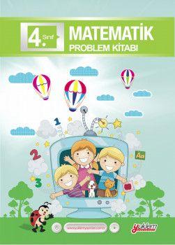 Yüklem Yayınları 4. Sınıf Dostum Matematik Problem Kitabı