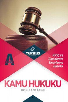 Yükseliş Kariyer KPSS A Grubu Kamu Hukuku Konu Anlatımı