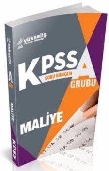 Yükseliş Kariyer Yayınları 2017 KPSS Grubu Maliye Soru Bankası