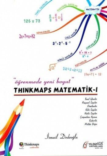 Yıldız Ata Yayınları Thinkmaps Matematik 1