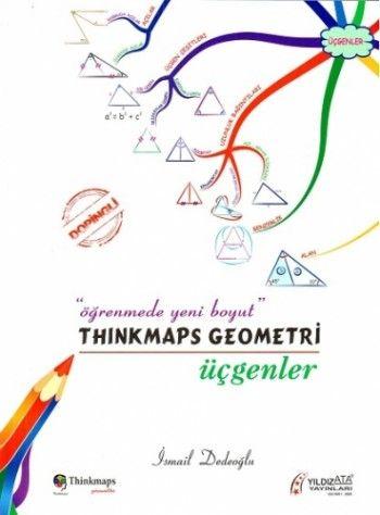 Yıldız Ata Yayınları Thinkmaps Geometri Üçgenler