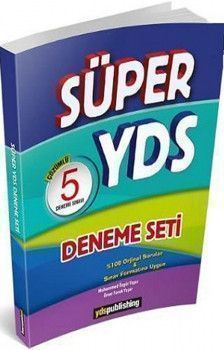 Ydspublishing Yayınları Süper YDS 5 li Deneme Seti
