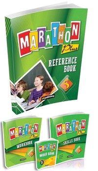 Ydspublishing Yayınları 5. Sınıf Marathon Plus İngilizce Set