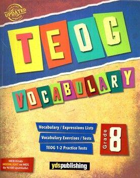 Ydspublishing Yayınları 8. Sınıf TEOG Vocabulary