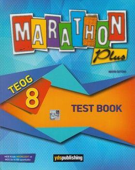 Ydspublishing Yayınları 8. Sınıf TEOG Marathon Plus Test Book