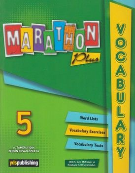 Ydspublishing Yayınları 5. SınıfMarathon Plus Vocabulary