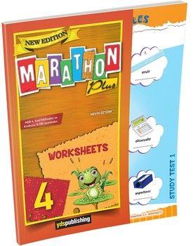 Ydspublishing Yayınları 4. Sınıf Marathon Plus Worksheets