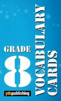 Ydspublishing Yayınları Grade 8 Vocabulary Cards
